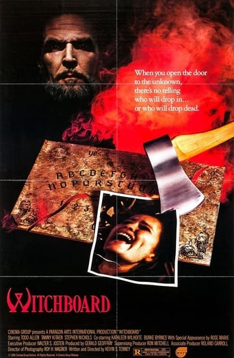 Poster of Witchboard
