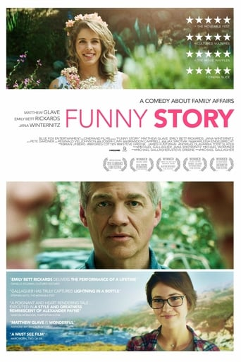 Poster of Funny Story