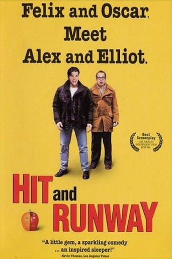 Poster of Hit and Runway