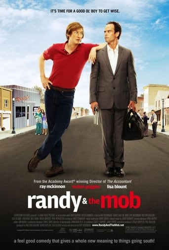 Poster of Randy & the Mob