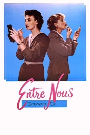 Poster of Entre Nous