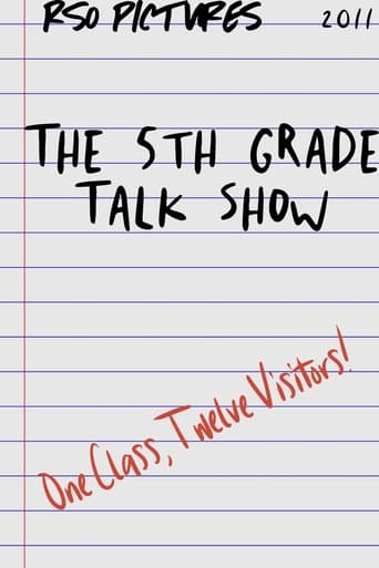 The Fifth Grade Talk Show