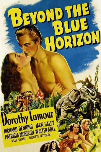 Poster of Beyond the Blue Horizon