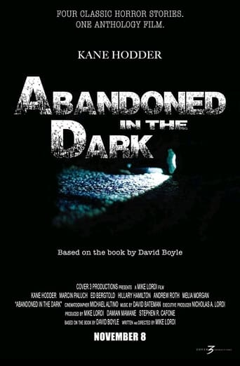 Poster of Abandoned in the Dark