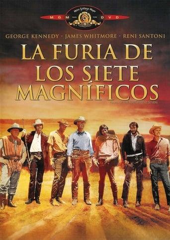 Poster of La furia de los siete magníficos