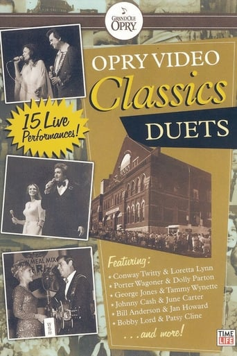 Poster of Opry Video Classics: Duets