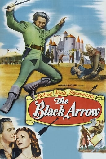 Poster of The Black Arrow