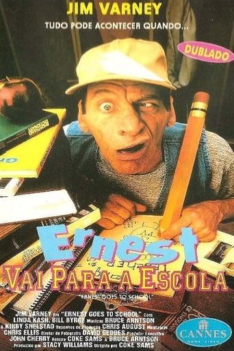 Ernest Vai Para a Escola Torrent (1994) Dublado VHSRip XViD – Download