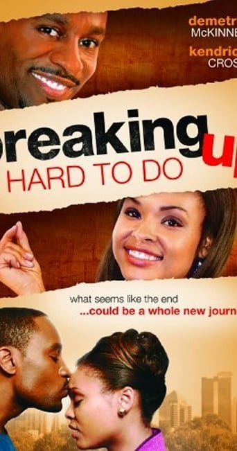 Poster of Breaking Up Is Hard to Do