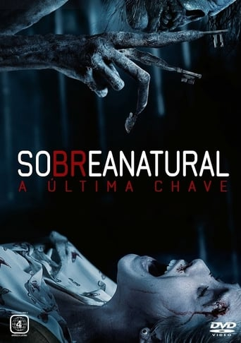 Sobrenatural: A Última Chave Torrent (2018) Dual Áudio / Dublado 5.1 BluRay 720p | 1080p – Download