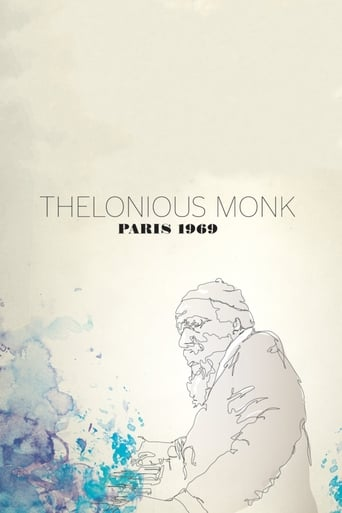 Thelonious Monk: Paris 1969
