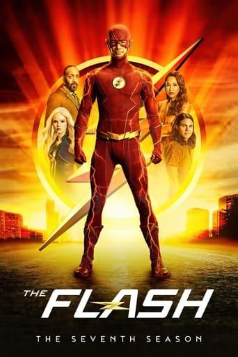 Flash 7ª Temporada - Poster