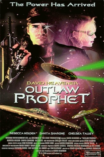 Poster of Outlaw Prophet