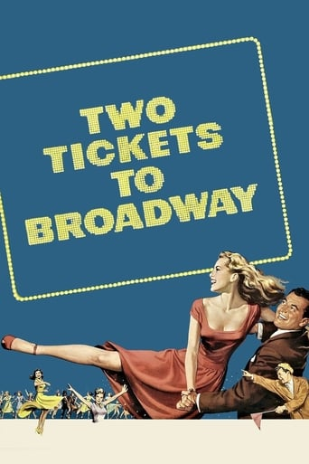 Poster of Two Tickets to Broadway