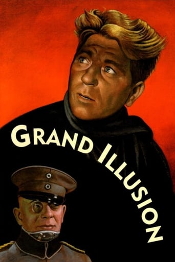 Poster of Grand Illusion