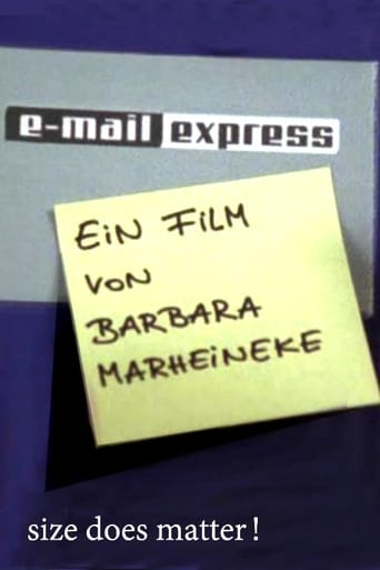 Poster of E-mail Express
