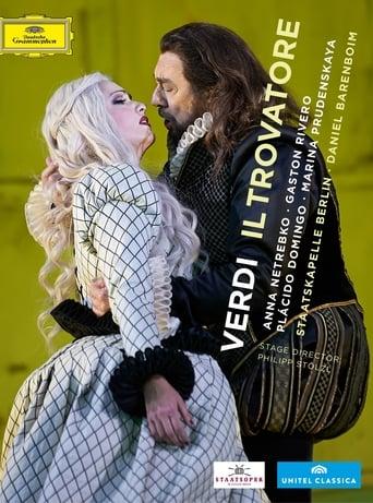 Poster of Il Trovatore