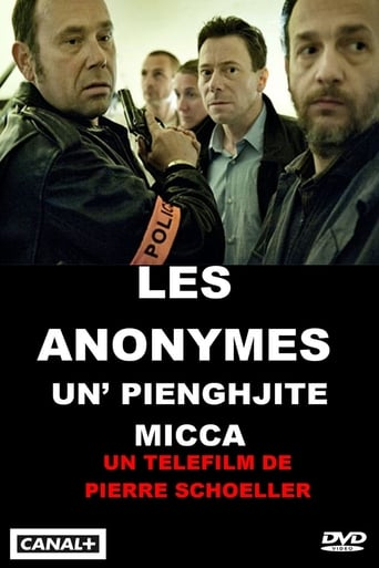 Poster of Les anonymes - Un' Pienghjite Micca