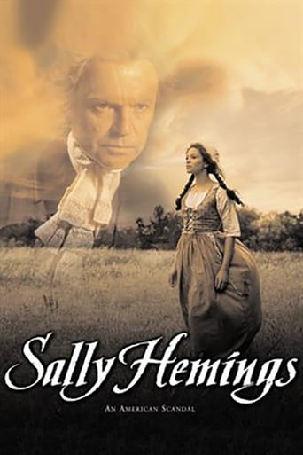 Poster of Sally Hemings: An American Scandal