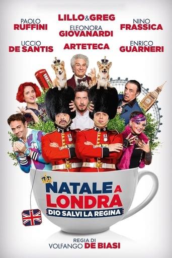 Poster of Natale a Londra - Dio salvi la Regina