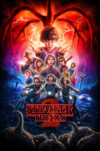 Stranger Things 2ª Temporada - Poster