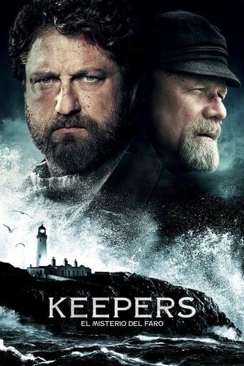 Poster of Keepers: El misterio del faro