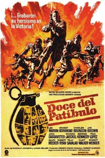 Poster of Doce del patíbulo
