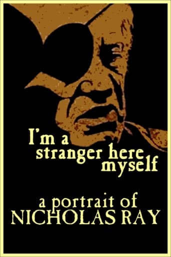 Poster of I'm a Stranger Here Myself