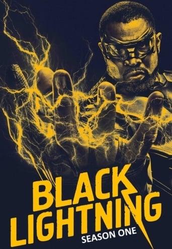 Juodasis žaibas / Black Lightning (2018) 1 Sezonas