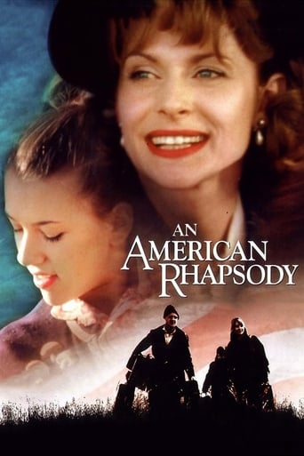 Poster of An American Rhapsody