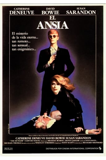 Poster of El ansia