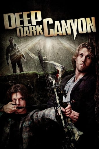 Poster of Deep Dark Canyon