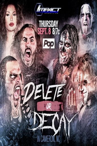 Poster of Delete or Decay