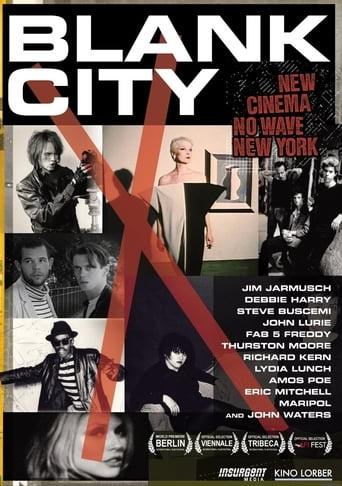 Poster of Blank City