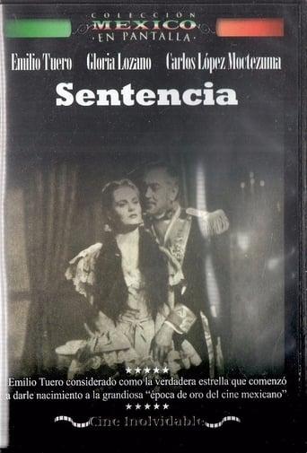 Poster of Sentencia