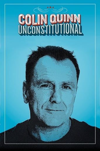 Poster of Colin Quinn: Unconstitutional