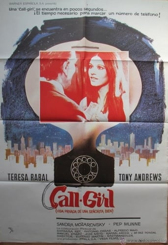 Poster of Call Girl (La vida privada de una señorita bien)