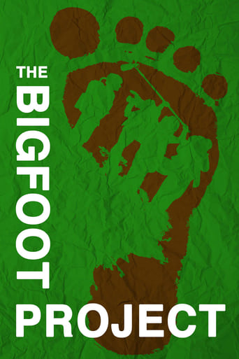 Poster of The Bigfoot Project