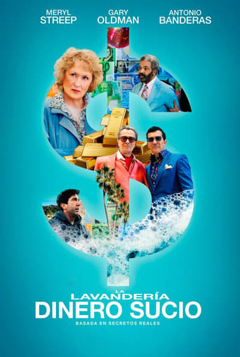 Poster of The Laundromat: Dinero sucio