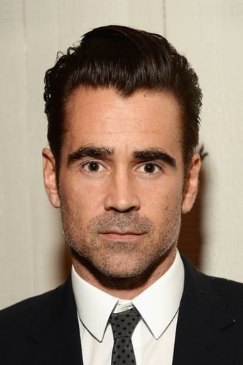 Colin Farrell alias Coach