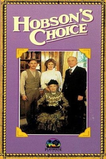 Watch Hobson's Choice Free Movie Online