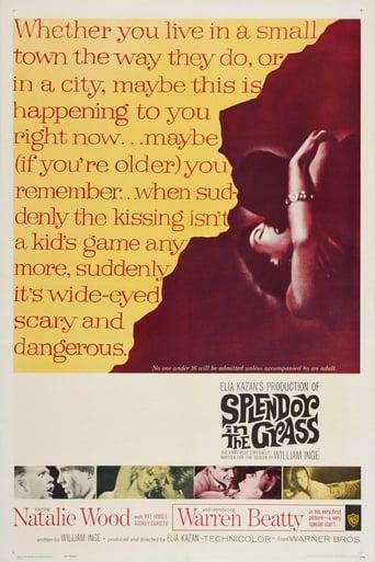 Poster of Splendor in the Grass