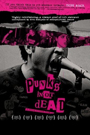 Poster of Punk's Not Dead