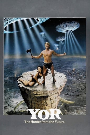 'Yor, the Hunter from the Future (1983)