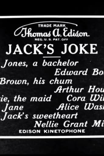 Poster of Jack's Joke