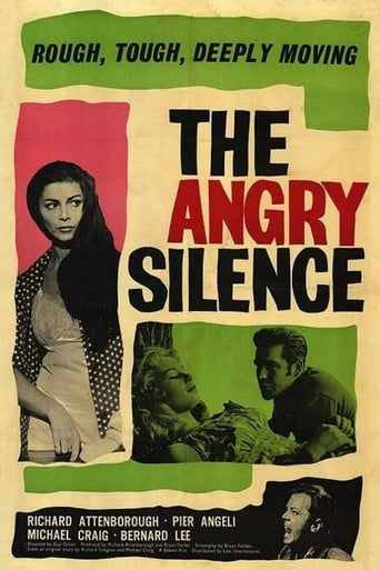 Poster of The Angry Silence