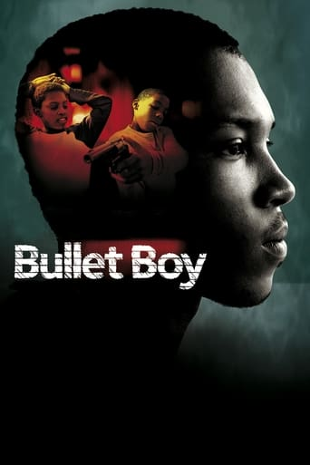 Poster of Bullet Boy fragman