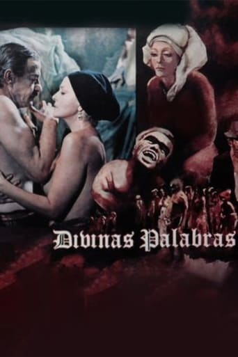 Poster of Divinas palabras