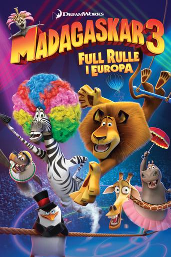 Madagaskar 3: Full Rulle I Europa