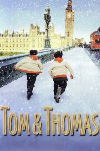 Poster of Tom & Thomas